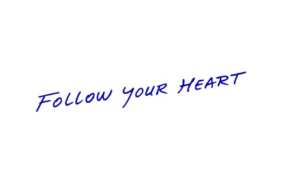 Follow your heart onecareer