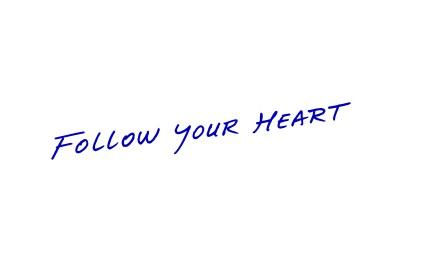 1581936411 follow your heart onecareer